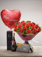 Romantic Rose Gift Set