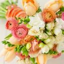 Cults Florists Create Autumn Flowers for Your Wedding Day